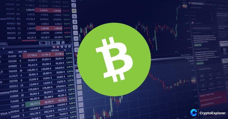 bitcoin sv goes parabolic flippens bitcoin cash