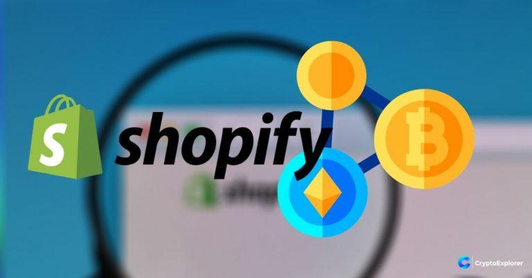shopify goes crypto